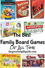 The Best Family Board Games Of All Time