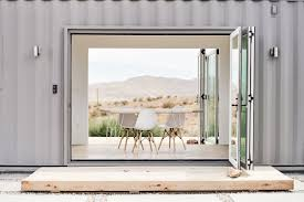 100 Shipping Containers California Container House Is A Light And Airy Take On Desert