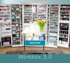 el original scrapbox worklist hobbybox ultimate sewingbox
