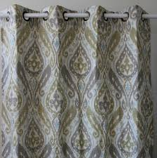 Cynthia Rowley Window Curtains by Fresh Paisley Curtains Uk 13044