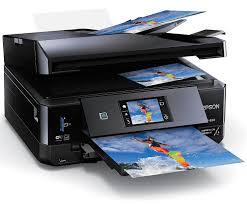 Amazon Epson XP 830 Wireless Color Photo Printer With Scanner Copier Fax C11CE78201 Electronics
