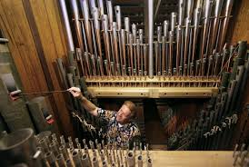 Balboa Park Halloween by Spreckels Organ Getting New Pipes To Stay Biggest The San Diego