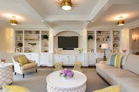 Beige Sectional Living Room Ideas by Custom Built Entertainment Center Ideas Living Room Beach Style