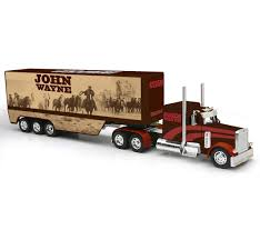 John Wayne Peterbilt Truck - The Rodeo Shop