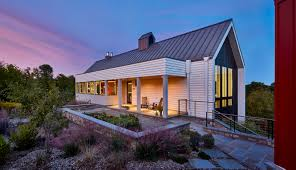 100 Modern Rural Architecture Readers Choice Finalist Home In A Hamlet