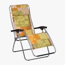 siege relax lafuma lafuma fauteuil relax rsx matelassé toile imprimée lourm