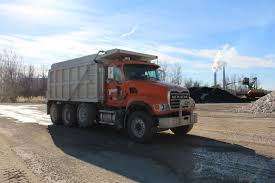 100 Tri Axle Dump Trucks Truck Yager Materials LLC