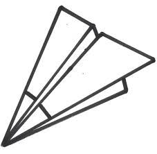 13 Paper Airplane Clipart Free Clipart Graphics Icons