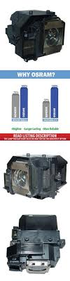 projector ls and components replacement elplp36 bulb cartridge