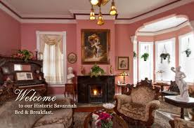 Savannah Bed and Breakfast in the Historic District McMillan Inn
