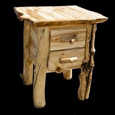 Rustic Handcrafted Log Furniture