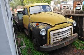 1953 GMC 2-ton Flatbed Truck With Original Plates. Yellow With Clear ... 1953 Gmc Pickup 4x4 For Sale All Collector Cars Gmc Truck Jdncongres Sierra Ideal Classic Llc Truck At Vicari Auctions Biloxi 2017 3100 Gaa Gmc Pickup Chevy Custom Truck With Cummins Diesel 48 For Sale 2177454 Hemmings Motor News Qx6105 American Trucks 3 1997 Hallmark Keepsake 5window 454ci Supercharged V8 Idle Rev Youtube 1947 To 1954 Chevrolet Raingear Wiper Systems Classiccarscom Cc913839