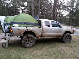 Truck BED Tents. Opinions And Pics | Tacoma World Tyger Auto T3 Trifold Truck Bed Tonneau Cover Tgbc3t1031 Works Camp In Your Truck Bed Topper Ez Lift Youtube Tarp Tent Wwwtopsimagescom 29 Best Diy Camperism Diy 100 Universal Rack Expedition Georgia Turn Your Into A For Camping Homestead Guru Camper Trailer Made From Trucks The Stuff We Found At The Sema Show Napier This Popup Camper Transforms Any Into Tiny Mobile Home Rci Cascadia Vehicle Roof Top Tents