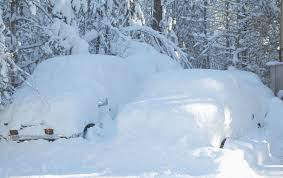 Avoiding Escaping And Managing Being Stuck In A Snowdrift