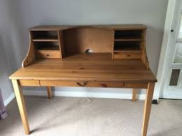 ikea alve bureau ikea alve desk with storage in kilbirnie ayrshire gumtree