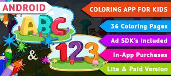 Acquista Colouring App Per Android Formazione