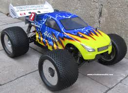 100 Scale Rc Trucks RC TruggyTruck Brushless Electric 18 TOP2 LIPO 4WD 24G