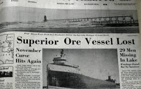 40 years ago tuesday edmund fitzgerald sinks on superior wcco