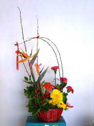 chinese new year flower arrangement Google Search