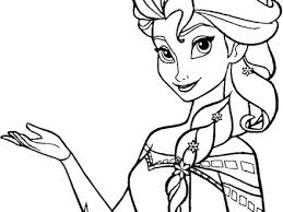 Disney Frozen Printable Coloring Pages Book