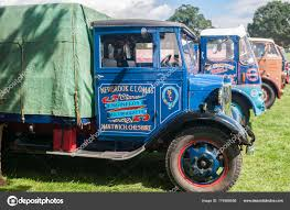 100 Vintage Trucks At A Village Fete Stock Editorial Photo Aetaylor