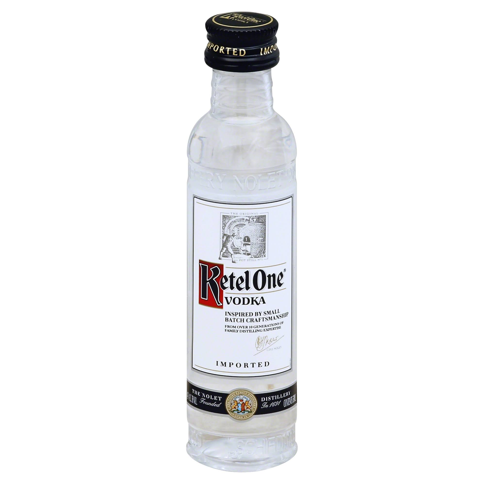 Ketel One Vodka - 50 ml bottle