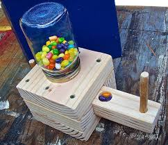 Woodworking Plans For Toy Barn by Dyi Candy Dispenser Kid Friendly Wood Project Baloo The
