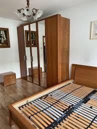 schlafzimmer kirschbaum massiv