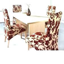Posh Dining Room Chair Protectors Luxury Covers Cover For