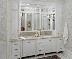 Bathroom Vanity With Tower Pictures by Double Vanity With Storage Tower Marvelous Double Vanity With