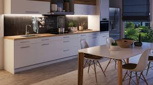 küchenbeleuchtung funktionales und stimmungsvolles licht
