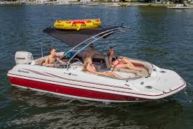 Hurricane Fun Deck 201 by Hurricane Deck Boat Instadeck Us