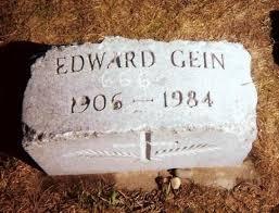 Ed Gein Chair Prop by Famous Headstones U003eed Gein Serial Killer U0026 Body Snatcher He
