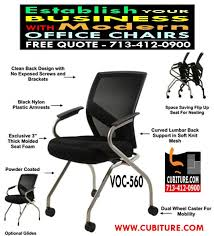 Ergonomic Office Chair With Lumbar Support by Office Chairs For Sale