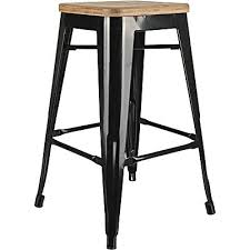 Tolix Seat Cushions Australia by Bar Stools Kitchen Stools Wooden Bar Stools Zanui