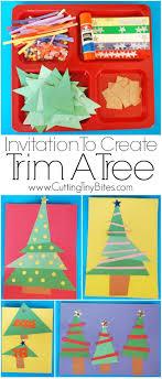 Invitation To Create Trim A Tree