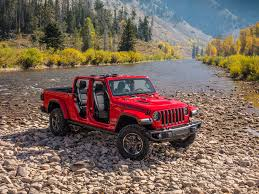100 Jeep Truck New Gladiator Pickup Is An Absolute Beast