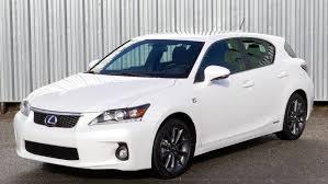 2012 Lexus CT 200h review Roadshow