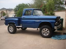 60-66 Chevy And GMC 4X4's Gone Wild - Page 9 - The 1947 - Present ... 1966 Chevrolet Truck Id 15334 Image Result For 6066 Chevy Frame Stack Chevy Trucks Revell 125 66 Suburban C10 Street Truck Heaven Bound Sema 2014 Youtube Back From The Past The Classic C20 Diesel Tech Magazine New Parts Added And Website Updates Aspen Auto Diamond Inlay Seat Ricks Custom Upholstery Slammed 196466 Vehicles Trucks Pinterest Current Pics 2013up Attitude Paint Jobs Harley All Luxury Result For 60 Frame Tims Less Than 1500 Miles Since
