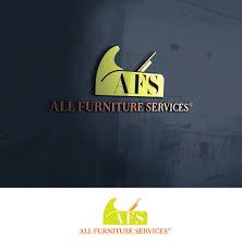 Professional Upmarket Logo Design for All Furniture Services LLC