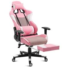 Costway Ergonomic Gaming Chair High Back Racing Office Chair W/Lumbar  Support & Footrest Xtrempro 22034 Kappa Gaming Chair Pu Leather Vinyl Black Blue Sale Tagged Bts Techni Sport X Rocker Playstation Gold 21 Audio Costway Ergonomic High Back Racing Office Wlumbar Support Footrest Elecwish Recliner Bucket Seat Computer Desk Review Cougar Armor Gumpinth Killabee 8272 Boys Game Room Makeover Tv For Gaming And Chair Wilshire Respawn110 Style Recling With Or Rsp110 Respawn Products Cheapest Price Nubwo Ch005