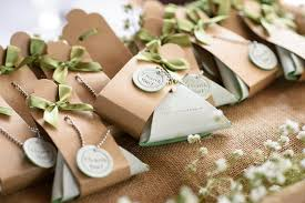 Wedding Favors Spring Brings A New Awakening The Sun Is Shining Weather Turning Warm Flowers Are Blossoming And Love In Air Making