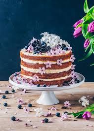 zitronen blaubeer torte vegan blaubeer torte kuchen und