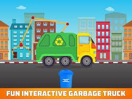 100 Garbage Trucks For Kids Colors Truck Free An Alphabet Fun Game For Preschool Kids