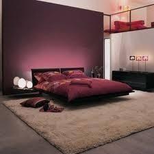 chambre couleur prune et gris deco chambre prune et beige ambiance maison