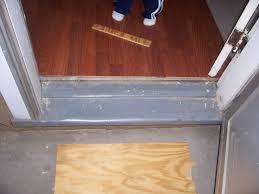 Laminate Floor Transitions Doorway by Laminate Wood Flooring Transitions Flooring Diy Chatroom