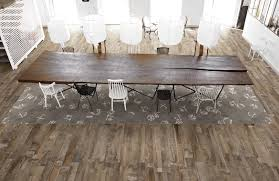 flooring wood look tile 17 distressed rustic modern ideas