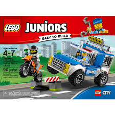LEGO Juniors Police Truck Chase 10735 - Walmart.com From Building Houses To Programming Home Automation Lego Has Building A Lego Mindstorms Nxt Race Car Reviews Videos How To Build A Dodge Ram Truck With Tutorial Instruction Technic Tehandler Minds Alive Toys Crafts Books Rollback Flatbed Carrier Moc Incredible Zipper Snaps Legolike Bricks Together Dump Custom Moc Itructions Youtube Build Lego Container Citylego Shoplego Toys Technicbricks For Nathanal Kuipers 42000 C Ideas Product Ideas Food 014 Classic Diy
