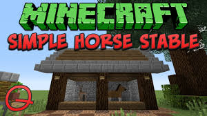 Minecraft: Simple Horse Stable (Quick) Tutorial - YouTube Home Garden Plans B20h Large Horse Barn For 20 Stall Minecraft Tutorial Medieval Horse Stables Building How To Make A Cool Stable Youtube Building With Bdoubleo Episode 164 150117_120728 House Designs Pinterest Ideas Village Screenshots Show Your Creation For Horses Creative Mode Java Edition Pferdestallhorse Ilmister Ideas 4 Minecraft Horse Stable Google Search