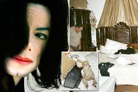 michael jackson s bedroom scattered with drugs post its and